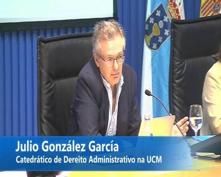 Conferencia inaugural. Novidades máis destacadas da LCSP - A nova Lei de contratos do sector público na Administración local